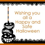Happy and Safe Halloween
