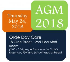 AGM 2018 May 24, 2018